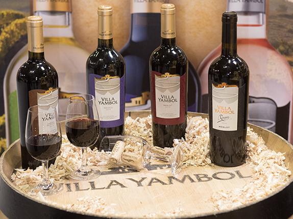 Ямболските вина с девет Златни отличия за три месеца